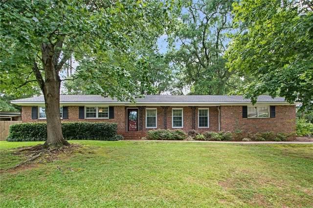 664 North Avenue, Winder, GA 30680 (MLS #6752264) :: North Atlanta Home Team