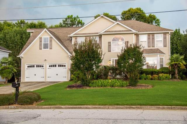 2083 Redwater Drive, Decatur, GA 30035 (MLS #6752267) :: Rock River Realty