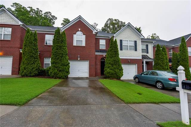 1078 Montague Place Court, Lawrenceville, GA 30043 (MLS #6752291) :: North Atlanta Home Team