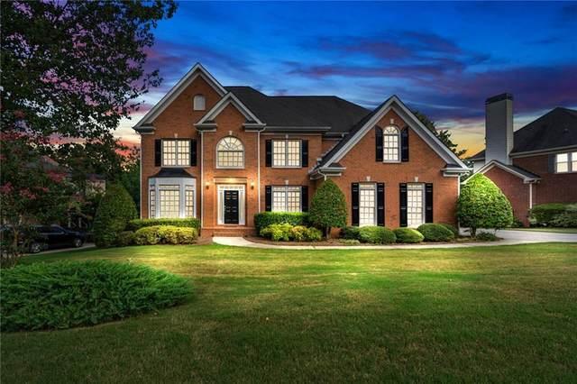 12410 Magnolia Circle, Alpharetta, GA 30005 (MLS #6752302) :: North Atlanta Home Team