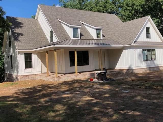 3067 Batesville Road, Woodstock, GA 30188 (MLS #6752303) :: The Heyl Group at Keller Williams