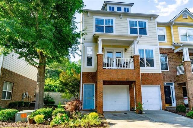 3368 Galleon Drive, Alpharetta, GA 30004 (MLS #6752334) :: Path & Post Real Estate