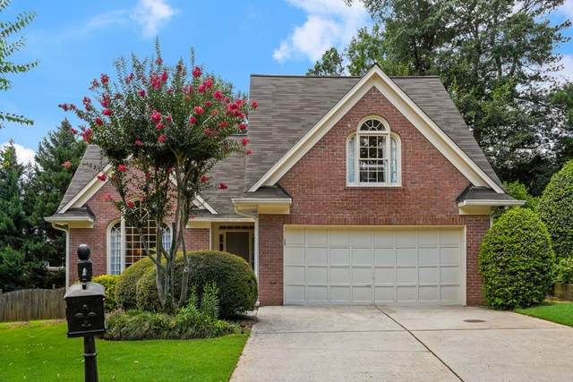 1161 Daventry Way, Atlanta, GA 30319 (MLS #6752347) :: The Zac Team @ RE/MAX Metro Atlanta