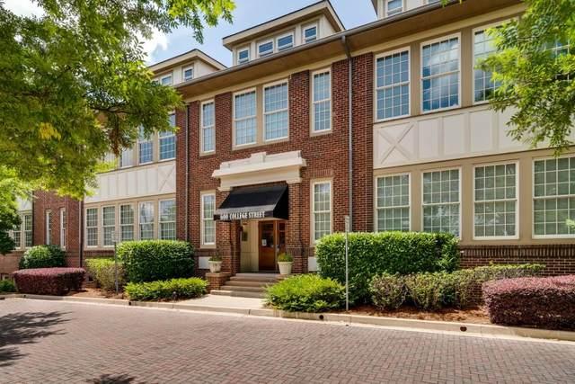 600 College Street #104, Hapeville, GA 30354 (MLS #6752348) :: Compass Georgia LLC