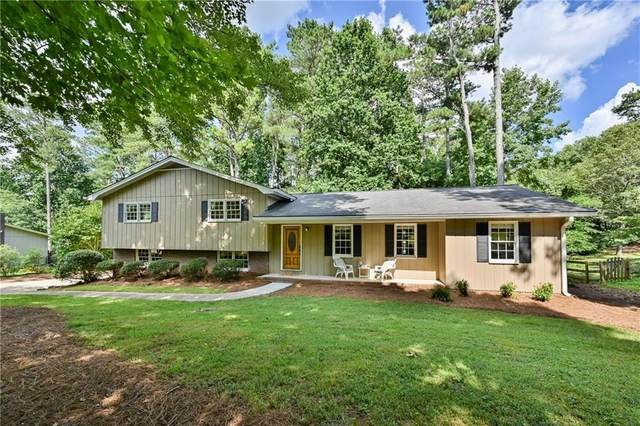 3026 Wendmead Place, Marietta, GA 30062 (MLS #6752453) :: The Heyl Group at Keller Williams
