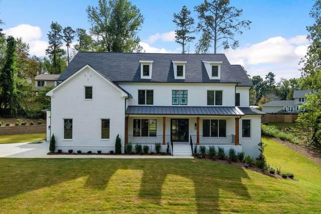 770 Summit Terrace, Marietta, GA 30068 (MLS #6752471) :: North Atlanta Home Team