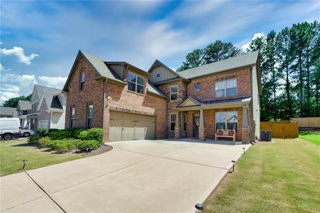 1297 Halletts Peak Place, Lawrenceville, GA 30044 (MLS #6752474) :: Tonda Booker Real Estate Sales