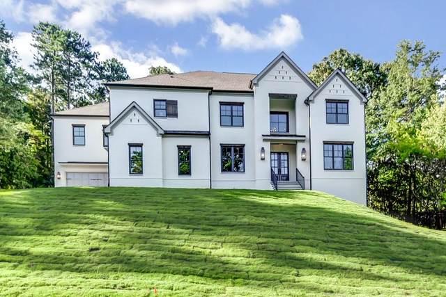 3660 Clubwood Trail, Marietta, GA 30068 (MLS #6752483) :: North Atlanta Home Team
