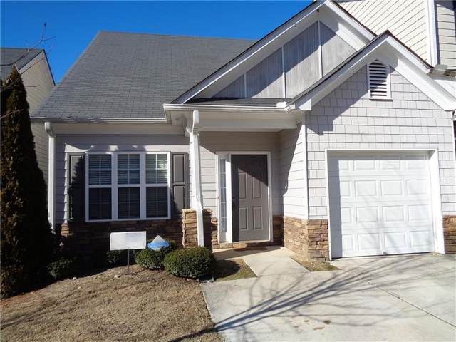 1368 Rogers Trace, Lithonia, GA 30058 (MLS #6752532) :: The Cowan Connection Team