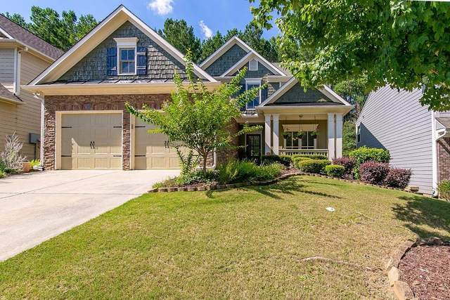 417 Moonlit Trail, Dallas, GA 30132 (MLS #6752553) :: Tonda Booker Real Estate Sales