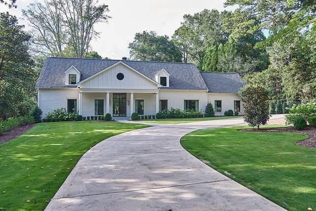 481 King Road NW, Atlanta, GA 30342 (MLS #6752592) :: North Atlanta Home Team