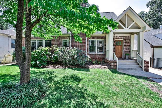 707 Avery Street, Decatur, GA 30030 (MLS #6752639) :: AlpharettaZen Expert Home Advisors