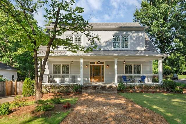 202 5th Avenue, Decatur, GA 30030 (MLS #6752651) :: AlpharettaZen Expert Home Advisors