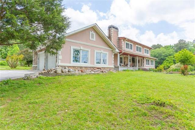 1164 Roland Hayes Parkway SW, Calhoun, GA 30701 (MLS #6752653) :: Rich Spaulding