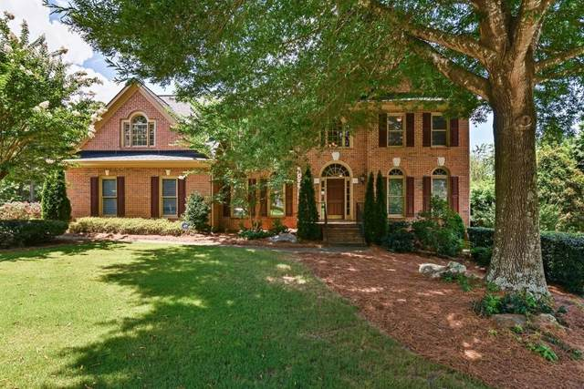 120 Colton Crest Drive, Johns Creek, GA 30005 (MLS #6752663) :: Kennesaw Life Real Estate