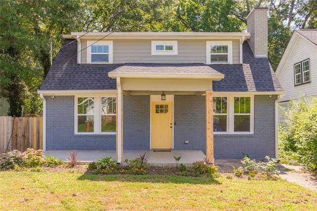 224 Wellington Street SW, Atlanta, GA 30314 (MLS #6752697) :: North Atlanta Home Team