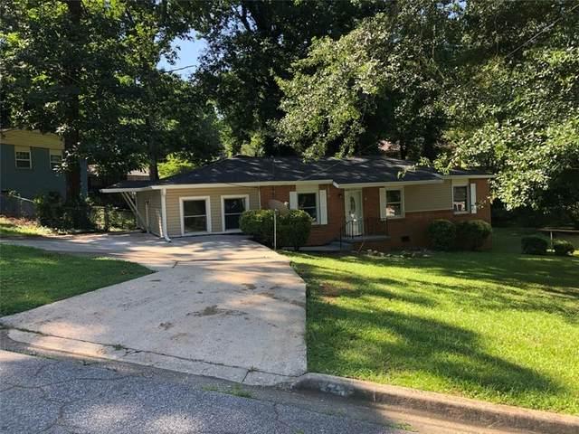 225 Toni Place SE, Atlanta, GA 30315 (MLS #6752724) :: The Heyl Group at Keller Williams