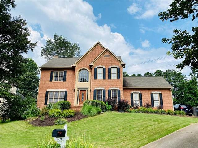 294 Milstead Court, Lawrenceville, GA 30043 (MLS #6752725) :: The Cowan Connection Team