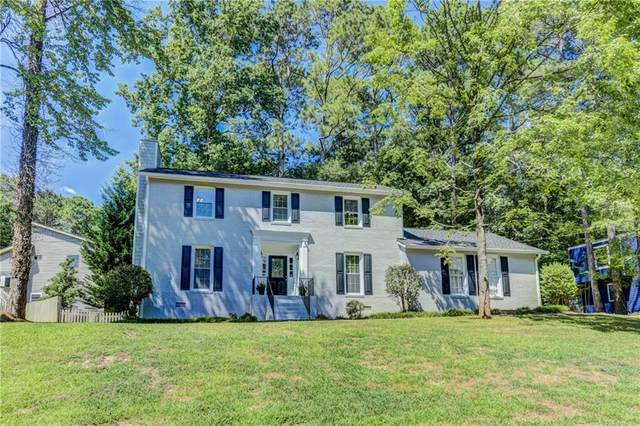 4791 Woodspring Drive NE, Marietta, GA 30066 (MLS #6752739) :: North Atlanta Home Team