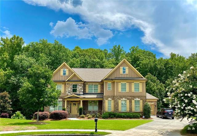 3750 Valley Spring Drive NW, Kennesaw, GA 30152 (MLS #6752748) :: North Atlanta Home Team