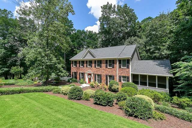 1462 Brookcliff Drive, Marietta, GA 30062 (MLS #6752770) :: The Heyl Group at Keller Williams