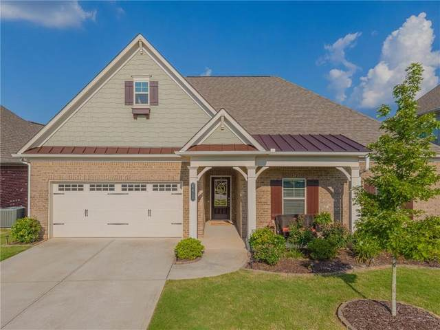 4418 Garden Park View, Gainesville, GA 30504 (MLS #6752771) :: The Cowan Connection Team