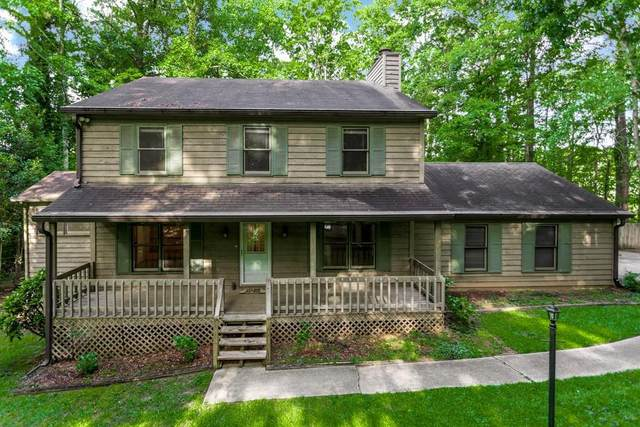 436 Forrest Avenue, Fayetteville, GA 30214 (MLS #6752785) :: The North Georgia Group