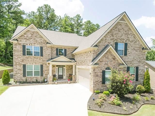 121 Garden Gate Parkway, Mcdonough, GA 30252 (MLS #6752954) :: North Atlanta Home Team