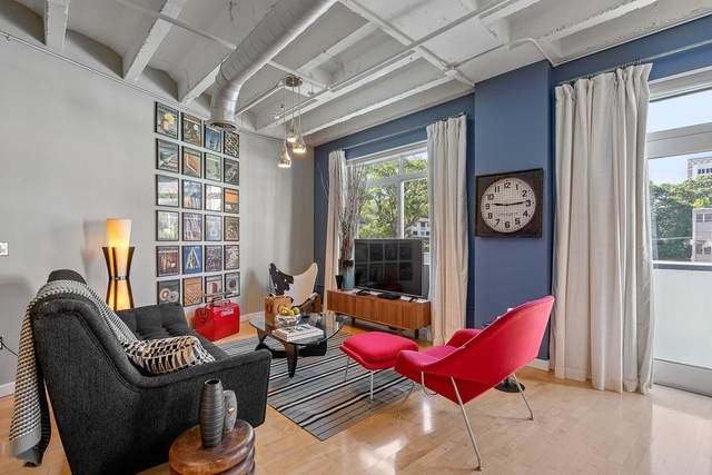805 Peachtree Street NE #203, Atlanta, GA 30308 (MLS #6752963) :: North Atlanta Home Team
