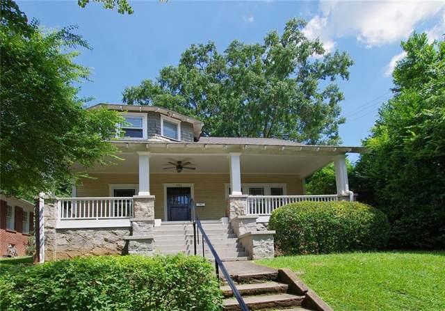 906 Virginia Circle NE, Atlanta, GA 30306 (MLS #6752971) :: North Atlanta Home Team