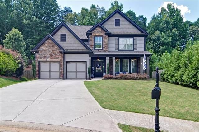 710 Creekwood Lane, Canton, GA 30114 (MLS #6752988) :: The Heyl Group at Keller Williams