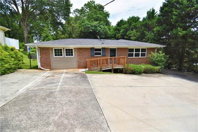 236 West Avenue, Gainesville, GA 30501 (MLS #6753022) :: Thomas Ramon Realty
