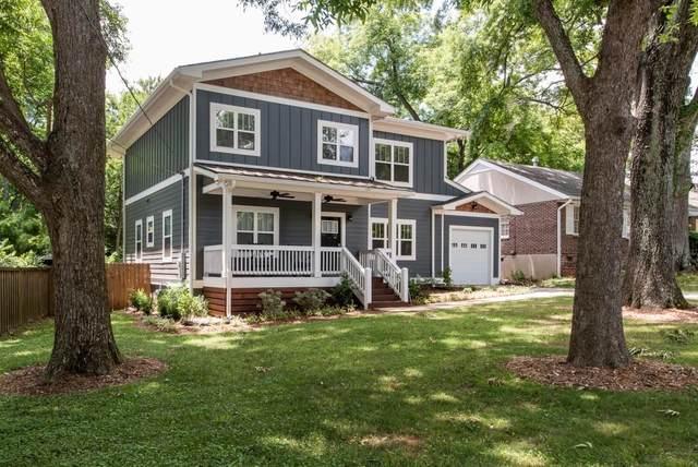 260 Kirkwood Road NE, Atlanta, GA 30317 (MLS #6753050) :: North Atlanta Home Team