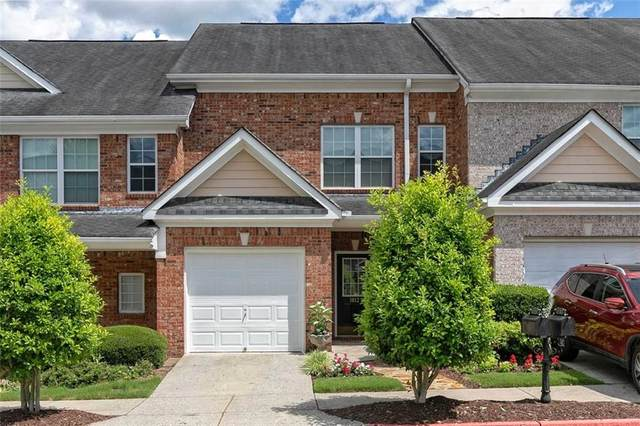 1812 Willow Branch Lane NW G, Kennesaw, GA 30152 (MLS #6753080) :: Keller Williams Realty Cityside