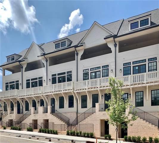 6829 Prelude Drive #278, Sandy Springs, GA 30328 (MLS #6753099) :: North Atlanta Home Team
