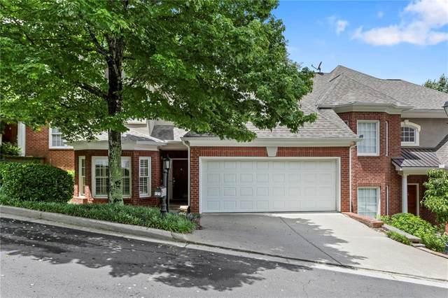 121 Brookview Circle, Atlanta, GA 30339 (MLS #6753137) :: BHGRE Metro Brokers