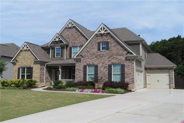 203 Birchin Drive, Holly Springs, GA 30188 (MLS #6753169) :: Charlie Ballard Real Estate