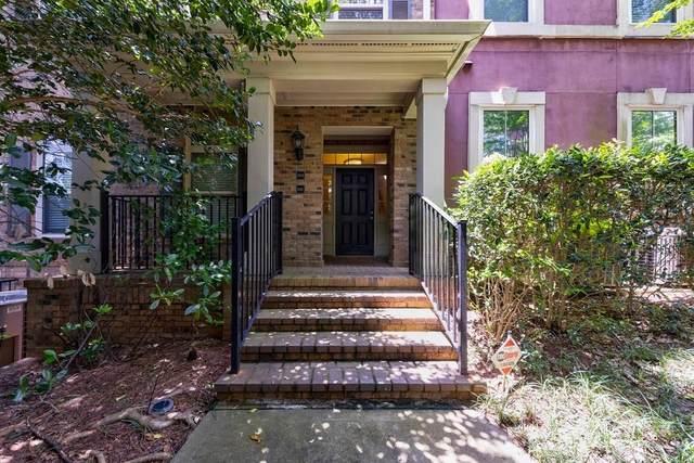 1042 Perimeter Walk #1042, Dunwoody, GA 30338 (MLS #6753194) :: Kennesaw Life Real Estate
