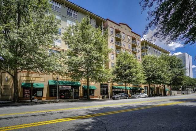 230 E Ponce De Leon Avenue #530, Decatur, GA 30030 (MLS #6753325) :: North Atlanta Home Team