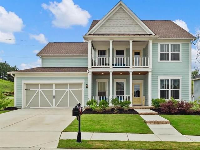 6401 Maple Park Lane, Hoschton, GA 30548 (MLS #6753346) :: North Atlanta Home Team