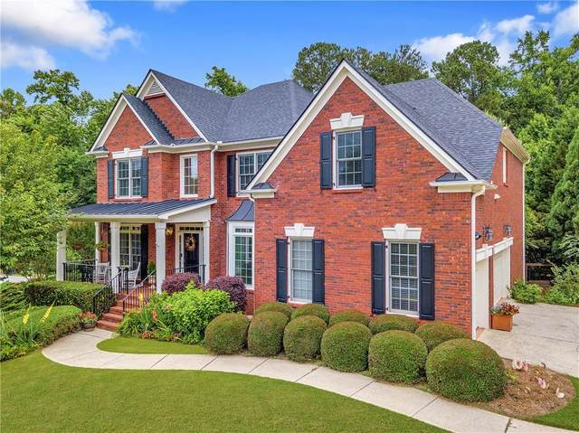 285 Brinsworth Drive, Suwanee, GA 30024 (MLS #6753431) :: North Atlanta Home Team