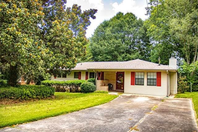 6234 Castlewood Drive, Morrow, GA 30260 (MLS #6753509) :: North Atlanta Home Team