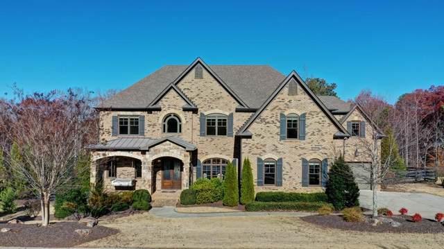 16530 Quayside Drive, Alpharetta, GA 30004 (MLS #6753565) :: North Atlanta Home Team