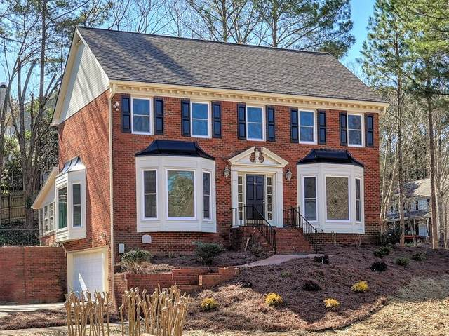 4165 Station Mill Court, Peachtree Corners, GA 30092 (MLS #6753568) :: North Atlanta Home Team