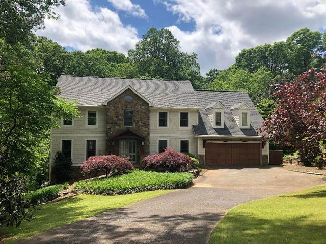 622 Club Lane SE, Marietta, GA 30067 (MLS #6753573) :: North Atlanta Home Team