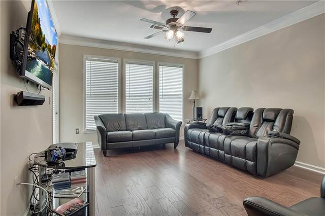 1850 Cotillion Drive #4312, Dunwoody, GA 30338 (MLS #6753645) :: RE/MAX Paramount Properties