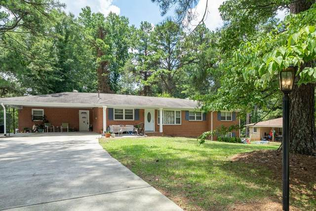 1545 Priscilla Lane, Austell, GA 30168 (MLS #6753667) :: RE/MAX Paramount Properties