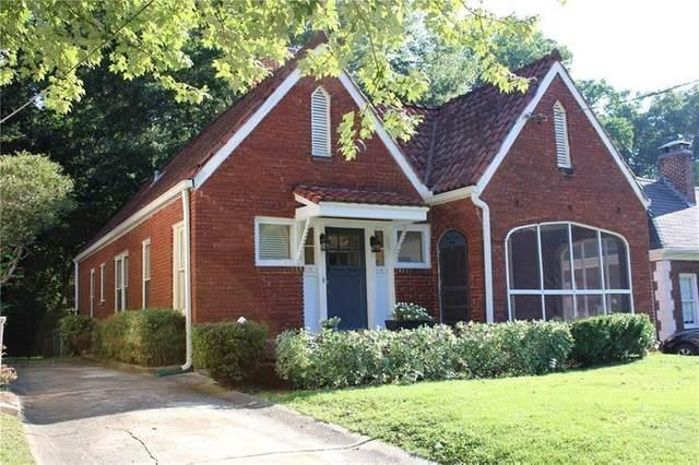 1206 Cameron Court NE, Atlanta, GA 30306 (MLS #6753783) :: AlpharettaZen Expert Home Advisors