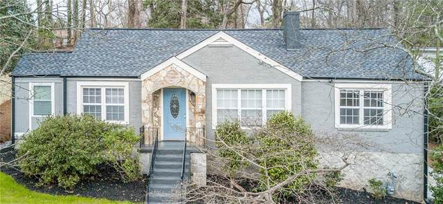 1455 Dodson Drive SW, Atlanta, GA 30311 (MLS #6753809) :: The Cowan Connection Team