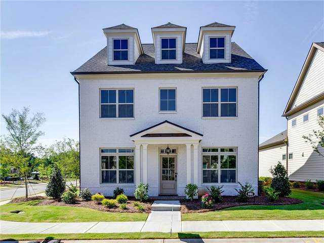 735 Armstead Terrace, Alpharetta, GA 30004 (MLS #6753834) :: North Atlanta Home Team